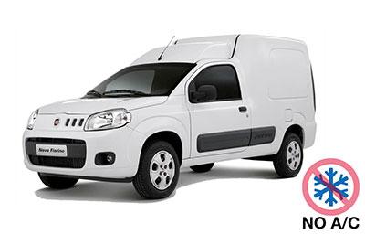 Furgon Plus Gasoline (Cargo Van)