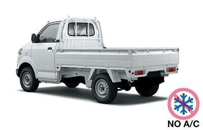 Pickup C/S 4x2 Gasolina