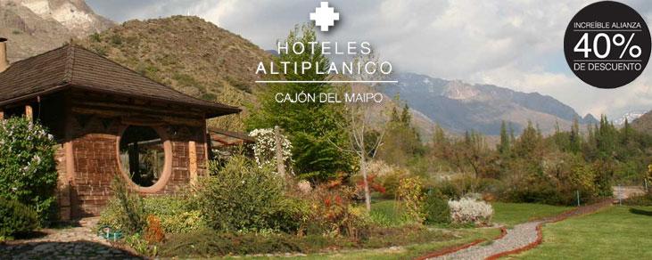 Convenio Hotel Altiplanico