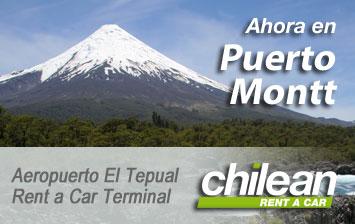Ahora en Puerto Montt, Aeropuerto El Tepual