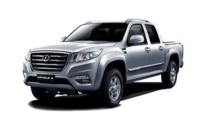 Pickup Elite D/C 4x2 Gasolina