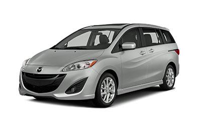 Mazda 5 Van